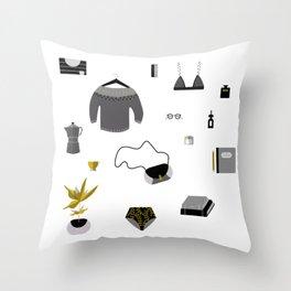 Essentials Throw Pillow