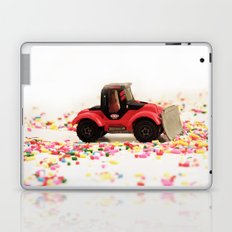 Candy Land Construction Laptop & iPad Skin