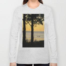 Go Kayaking Long Sleeve T-shirt