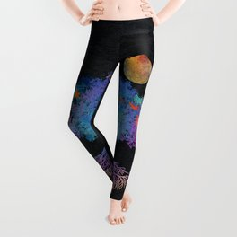My Colorful Nature Leggings