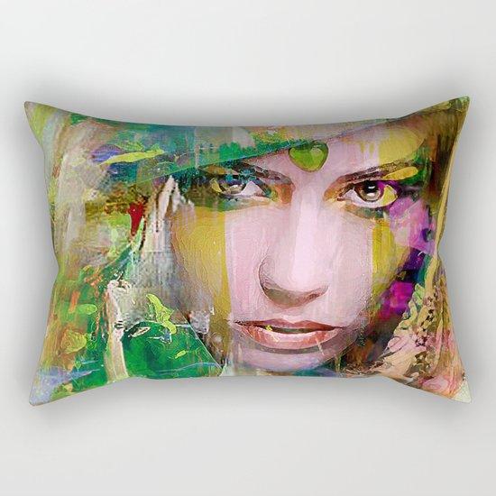 The favorite of the Caliph Rectangular Pillow