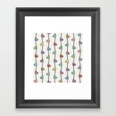 Forever Love  Framed Art Print