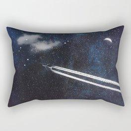 Star Traveller Rectangular Pillow