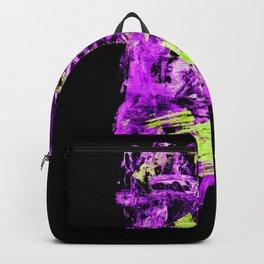 Pink splash Backpack