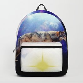 Guided by the Light Backpack