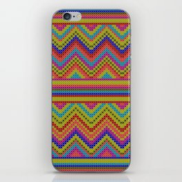 ziggy-zag x-dust iPhone Skin