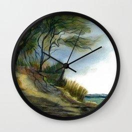 Repose Wall Clock