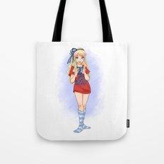 Alice's Day Off Tote Bag