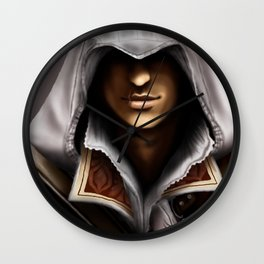 Ezio Wall Clock