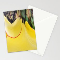 489 = Abstract Tulip Design Stationery Cards