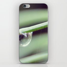 Water Droplet iPhone Skin