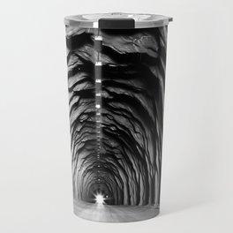 End of the tunnel Travel Mug