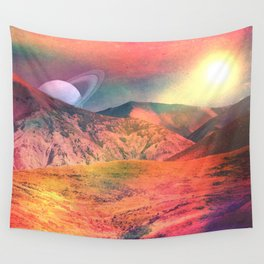 Echo Life Wall Tapestry