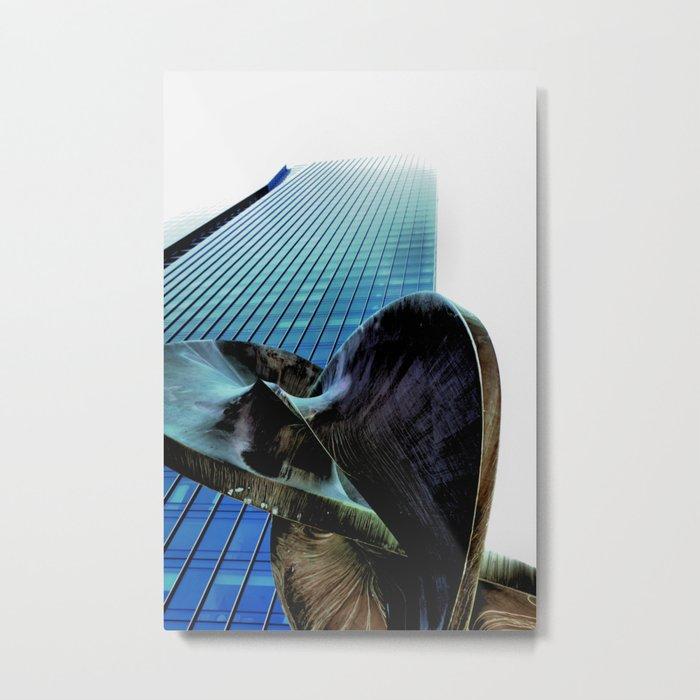 Masterpiece Millenium Metal Print