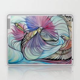 The Disambiguation of a Flutter Laptop & iPad Skin