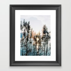 Annecy French Alps Framed Art Print