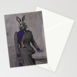 Lady Hare Stationery Cards