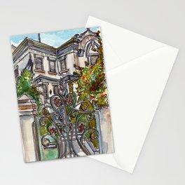 House on Vasco Da Gama Stationery Cards