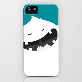 Irma, the monster iPhone Case
