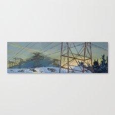 Intrusion Canvas Print