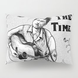 Bob Dylan Pillow Sham