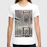 bridge T-shirts featuring Bridge by itsthezoe