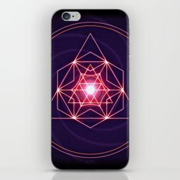 Astral Exploration iPhone Skin