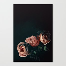 All The Pretty Flowers No. 1 Canvas Print