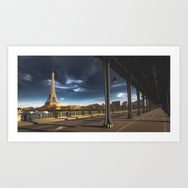 We'll always have Paris... Art Print