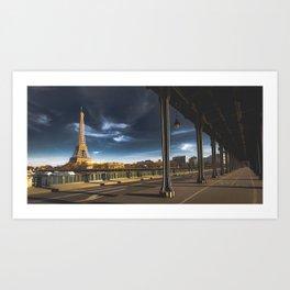 We'll always have Paris... Art Print