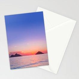 Lanikai Sunrise Stationery Cards