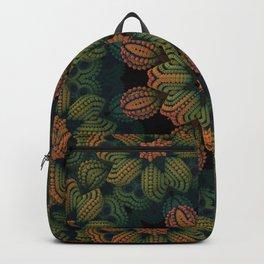 A Vintage Look Backpack