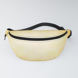 Golden Sunburst Fanny Pack