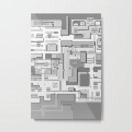 Gamers Have Hearts - Classic Safari Metal Print