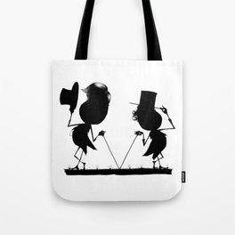 The Letter V Tote Bag