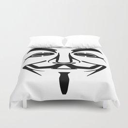 Anonymous Vendetta Duvet Cover