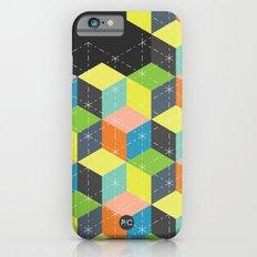 Island of Cubes iPhone 6s Slim Case