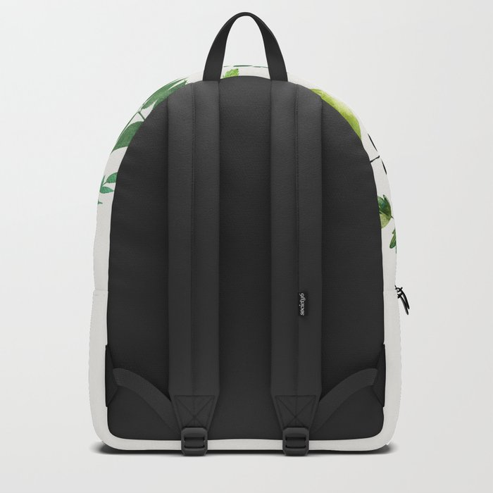 Circle of Leaves Backpack