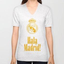 Hala Madrid! Unisex V-Neck