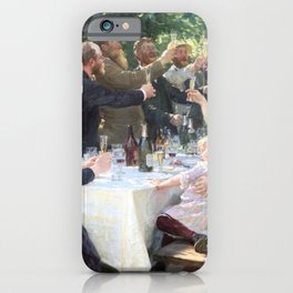Hurray, Artist Party At Skagen - Digital Remastered Edition iPhone Case