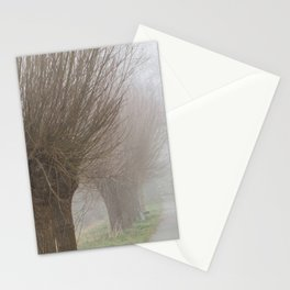 Misty willow lane Stationery Cards