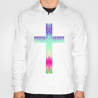 cross Hoodies featuring Cross by M Studio