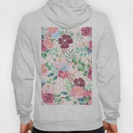 floral xii Hoody