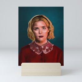 Sabrina Mini Art Print