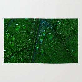 Green Bubbles Rug