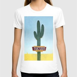 Tucson Vintage Neon Sign T-shirt