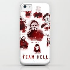 Team Hell #3 Slim Case iPhone 5c