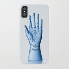 Fortune Hand iPhone X Slim Case