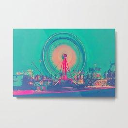 Cirque Metal Print