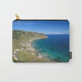 Santa Maria island Carry-All Pouch
